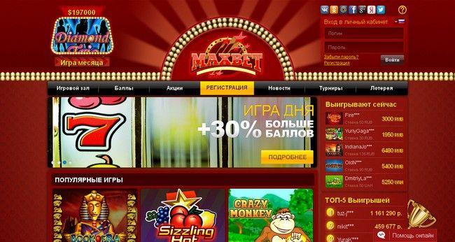 maxbet игровые автоматы