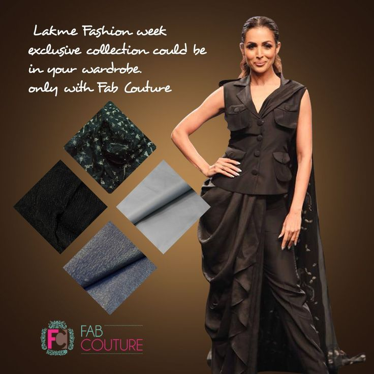 Lakme Fashion week #exclusive collection would be in your wardrobe only  with FabCouture. #LakmeFashionweek Grab your fabric at: https://fabcouture.in/ . #FabCouture! #DesignerFabric at #AffordablePrices  #DesignerDresses #Fabric #Fashion #DesignerWear #ModernWomen #DesiLook #Embroidered #WeddingFashion #EthnicAttire #WesternLook #affordablefashion #GreatDesignsStartwithGreatFabrics #LightnBrightColors #StandApartfromtheCrowd #EmbroideredFabrics