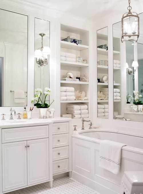 Do Blog: Décor para banheiros