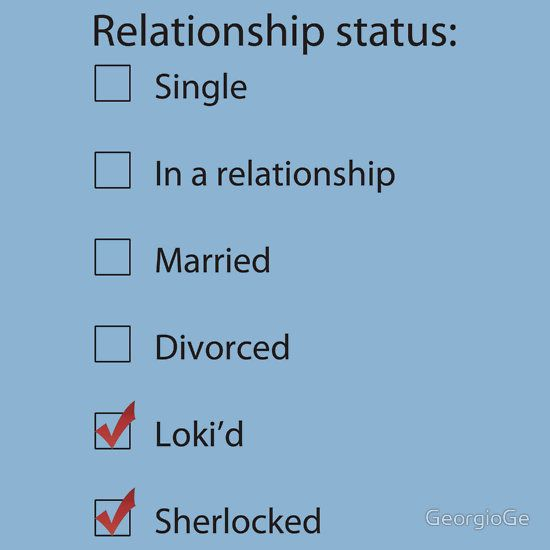 """100% accurate - """"Loki'd and Sherlocked"""" T-Shirts & Hoodies by GeorgioGe 
