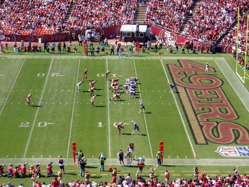San Francisco 49ers: 2015 NFL Football Betting Odds, Preview and Schedule