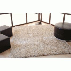 Μηχανοποίητο χαλί Shaggy brilliant 050 beige της εταιρείας Royal Carpets, Homestore, ισπικούδης