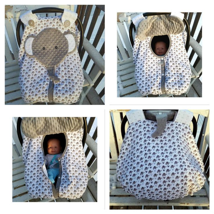 Lightweight And Breathable Open Weave Swaddle Fabric Fitted Elephant Car Seat Canopy With Peek-A  sc 1 st  Pinterest & 62 best car seat canopy images on Pinterest | Car seat canopy Car ...