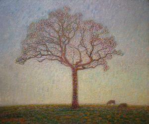 Léon De Smet: De eenzame boom (1915)