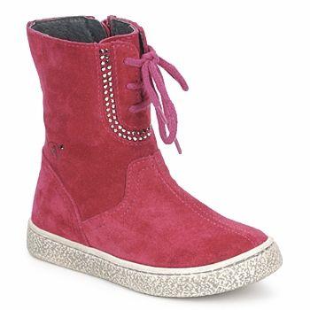 Va a ser la envidia de la clase con esta bota Naturino. La marca nos trae un modelo con estilo y super cómodo para el placer de los pies. ¡Las pequeñas lucirán sus bonitas botas en el patio del recreo! - Color : Frambuesa - Zapatos Nino 47,00 €