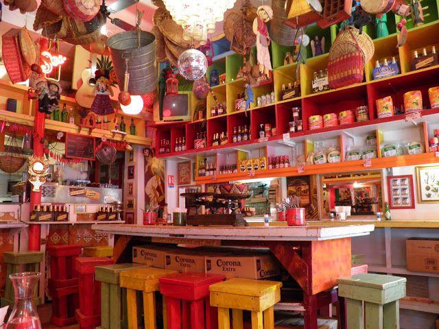 Parisian touch: Mexi & Co