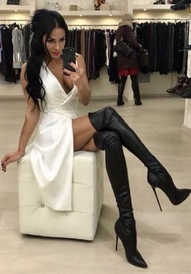 a3ed258ab Sexy long boots and legs crossed  Highheelboots  Women sthighhighboots