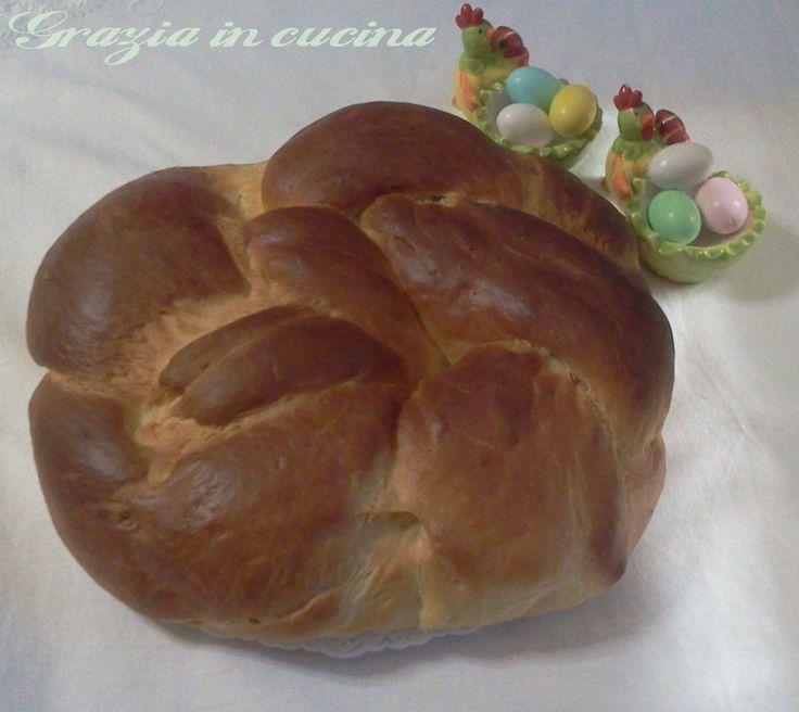 Lu canestredde,ricetta tipica di Pasqua