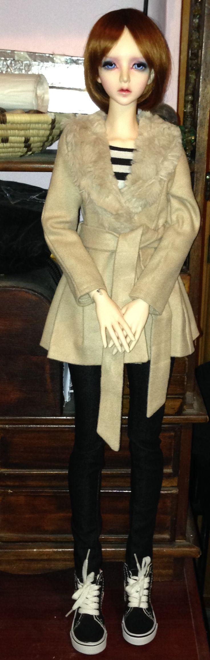 Soul Zenith, sculpt Monique wearing nine9 clothes