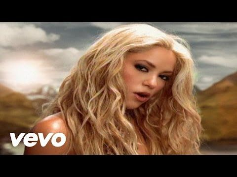 Shakira's official music video for 'Whenever, Wherever'. Click to listen to Shakira on Spotify: http://smarturl.it/ShakirSpot?IQid=ShakiraWhWh As featured on...