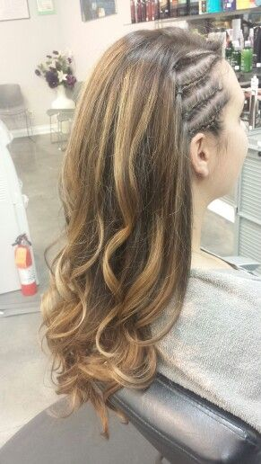 Cool 1000 Ideas About Side Cornrows On Pinterest Cornrow Braids And Hairstyles For Women Draintrainus