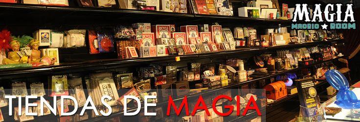 Tiendas de Magia Madrid