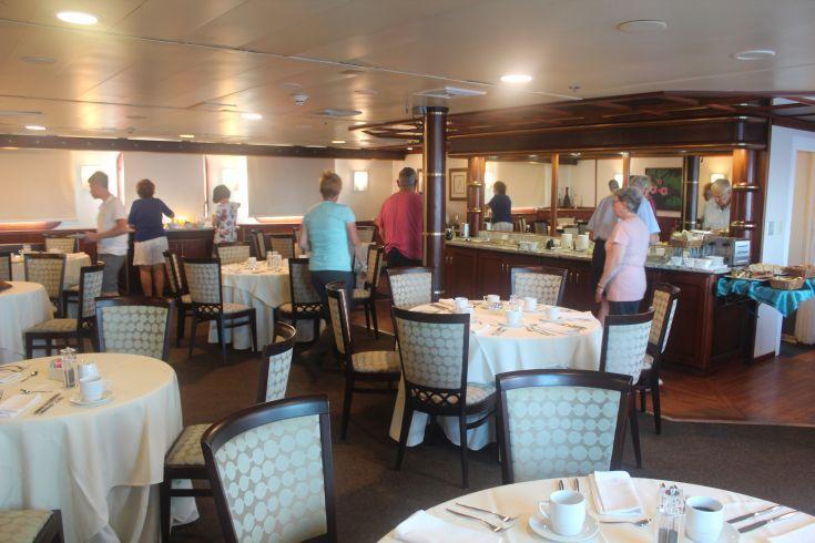 Isabela II: Dining Room