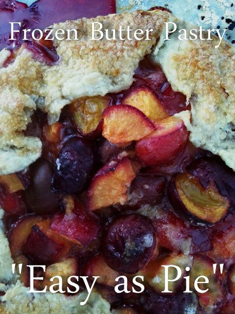 It really is easy, and shows of the loveliest fruits of fall- http://www.blog.provocolate.com/2015/10/stunning-flaky-galette-in-hour.html