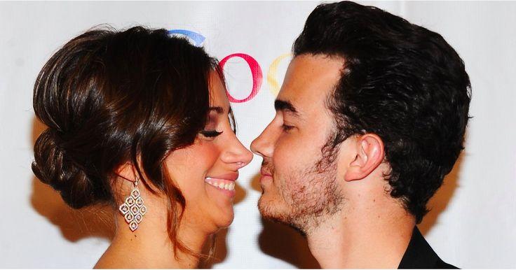 Kevin Jonas Definitely Caught the Love Bug When He Met Wife Danielle