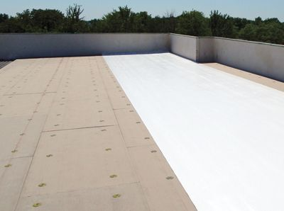 Fastening Systems For Single Ply Roofing
