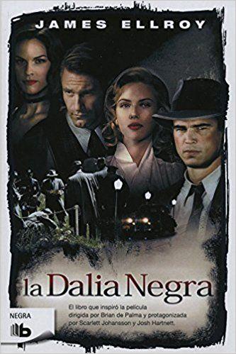 """La Dalia Negra es un gran ejemplo del tipo de novela negra que caracteriza a este autor, al igual que """"L.A. Confidential"""", la acción se sitúa en la década de los años 50 en Los Ángeles, donde la corrupción y la violencia desmesurada estaban a la orden del día dentro del cuerpo de policía. http://sinmediatinta.com/book/la-dalia-negra/"""