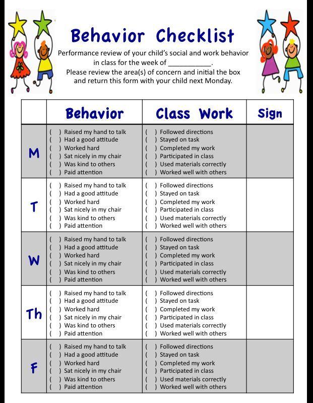 92df368a88a0cbd58a8d756ea5b59921--behavior-sheet-behavior-contract Teacher Observation Form Example on free printable, for classroom homework, student teaching, sample preschool, printable behavior, templates editable, keys educator system,