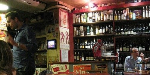 Le Verre Vole restaurant in Paris   parisbymouth.com