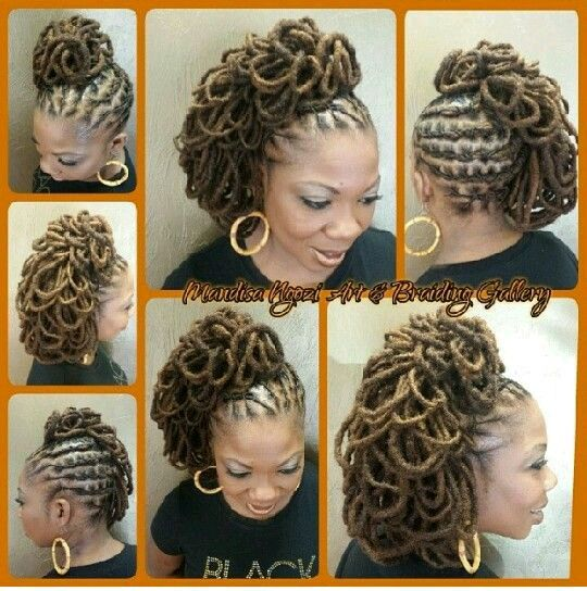dreadlock styles for long hair so beautiful http community blackhairinformation 2282 | 92df497aa1eb9ede16074fb2db7fa895 female hairstyles black women hairstyles