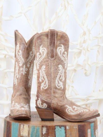 Cortez Corral Boots