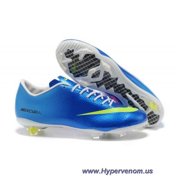 Star\u0027s favorite Nike Mercurial Vapor IX FG Bright Blue Green Football Shoes  For SaleFootball Boots For Sale