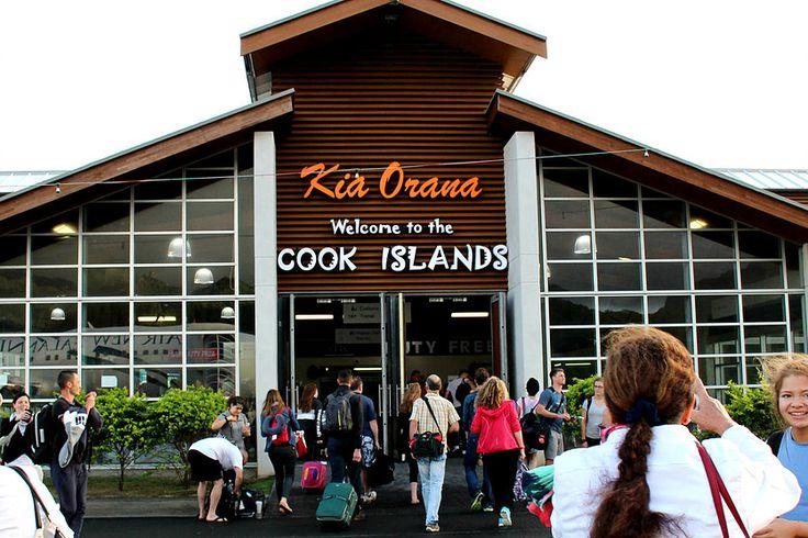 Airport: Rarotonga, Cook Islands www.cosmopolitantraveler.com #rarotonga #cookislands #travel