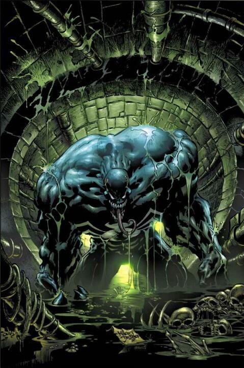 Venom by Mike Deodato Jr.