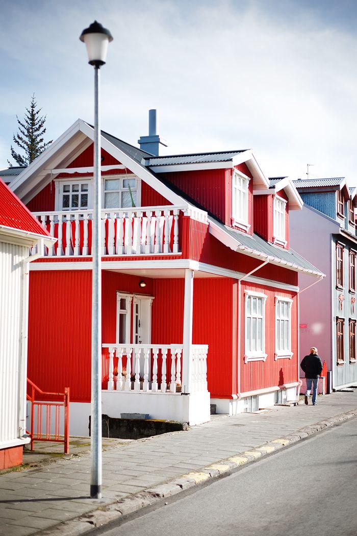 Iceland part 5: Walking around Reykjavik (come rain or shine) « KRISATOMIC