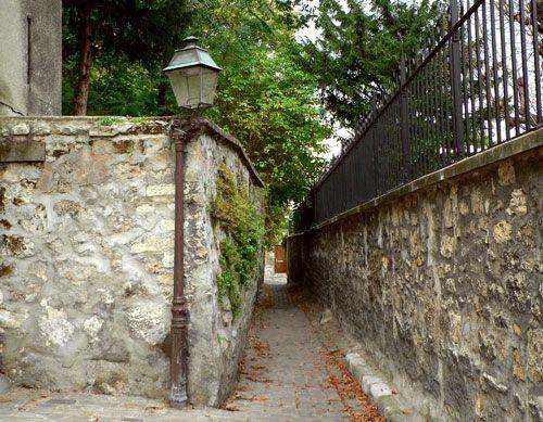 Rue Berton, 16ème
