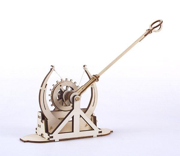 Leonardo's Catapult