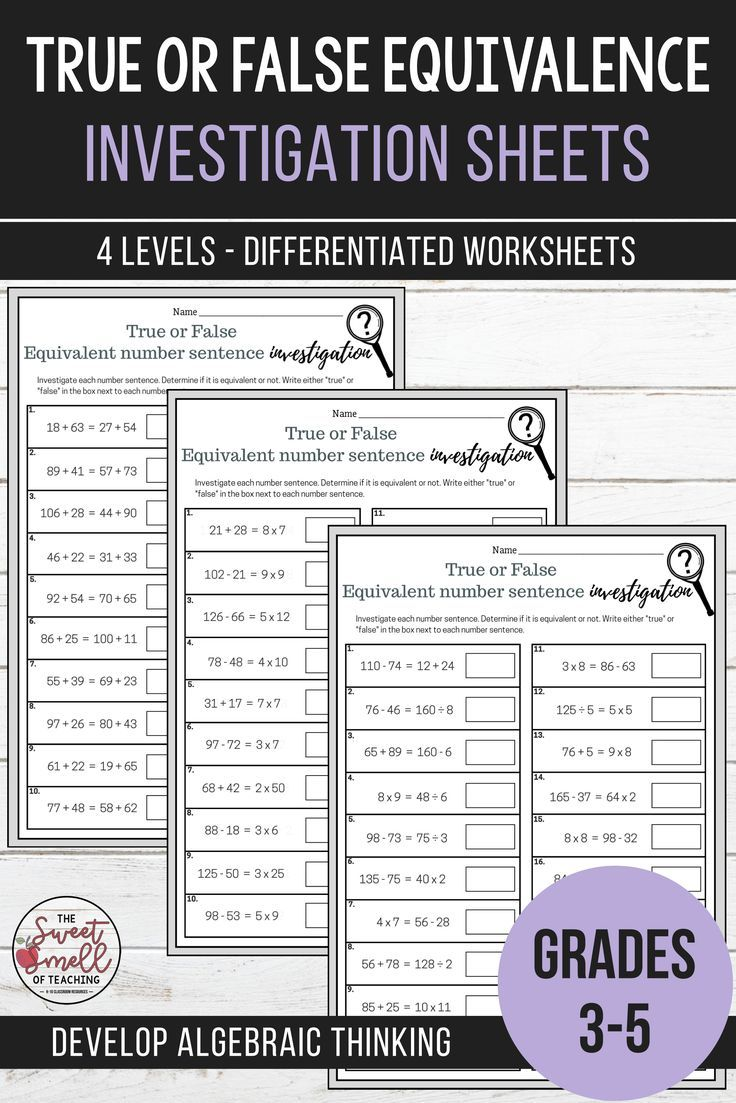 Balancing Equations Investigation Worksheets Print And Digital Distance Learning In 2020 Equations Math Resources Teaching Math Balance addition equations worksheet