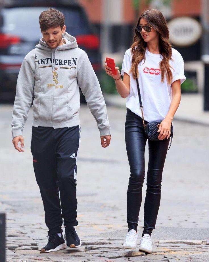 """Gefällt 56 Mal, 1 Kommentare - Eleanor Calder Updates (@calderupdates) auf Instagram: """"Eleanor and Louis in New York the other day. // #eleanorcalder #louistomlinson #elounor"""""""