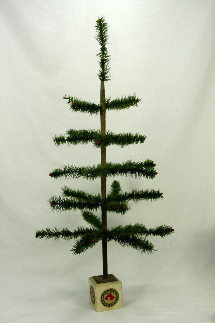 Goose Feather Christmas Tree
