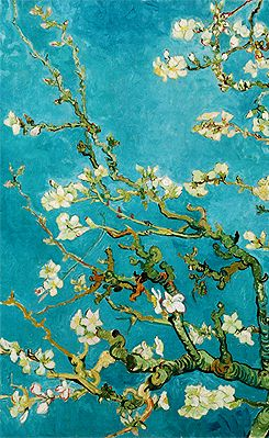 from: Almond Blossoms (1888-1890)