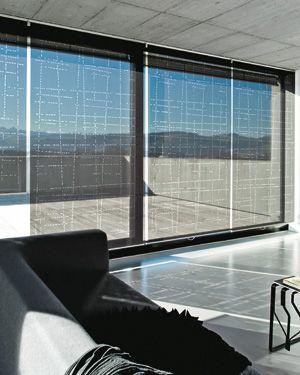 Roller blinds. Creation Baumann. Encuentalo en Alboroque Decoracion