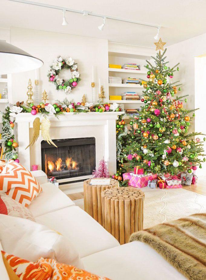 Christmas Tour of my House 2015: Maria Killam