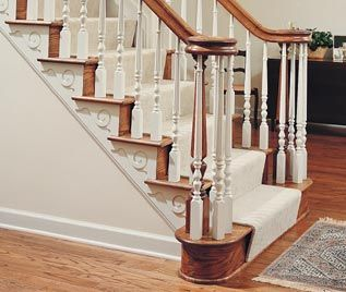 Awesome Crown Heritage Stair Company Offers A Wide Variety Of Wood And Iron Stair  Parts And Components Like Fittings, Rail And Fillets, Starting Steps, ...