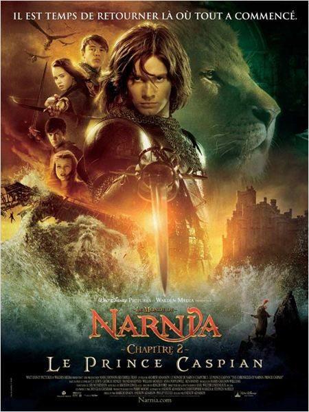 Le Monde de Narnia Chapitre 2 : Le Prince Caspian