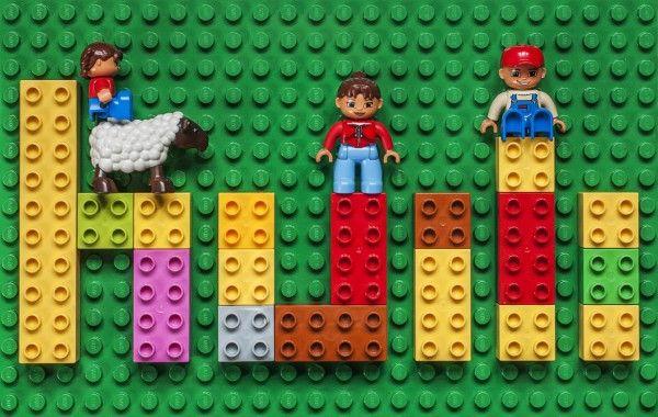 Legojen #Kevätsiivous. Tutunkuuloista hommaa...