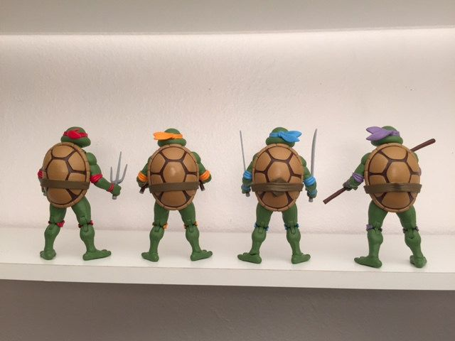 Neca TMNT SDCC Video Game sets - Page 18 - The Technodrome Forums