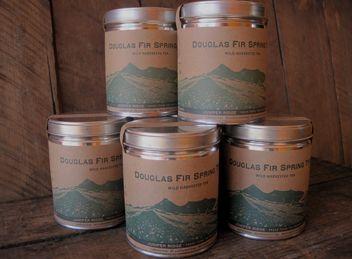 Douglas Fir Tip Tea $10