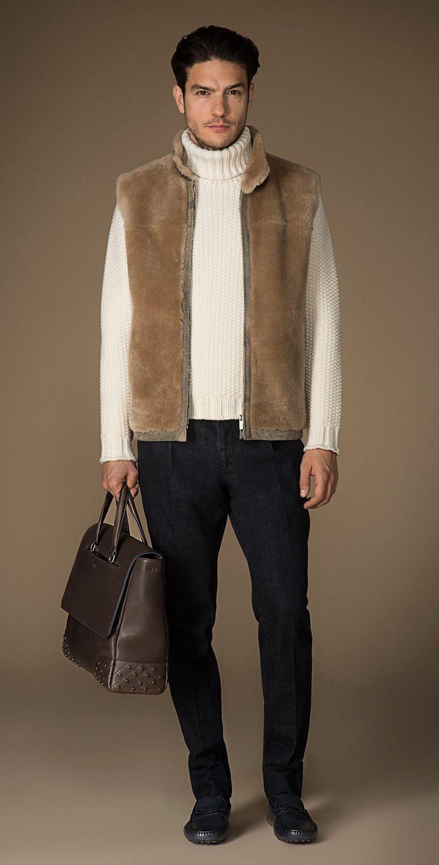 Tod's - Fall 2016 Menswear