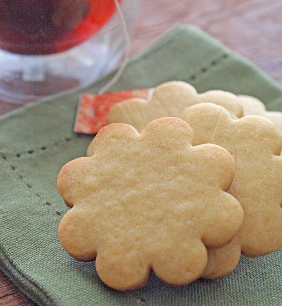 Classic Sugar Cookies Recipe for making cut-out, decorated cookies