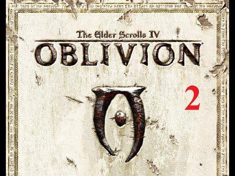 The Elder Scrolls IV - 4 Oblivion PS3 ------  PROVA GAMEPLAY -------