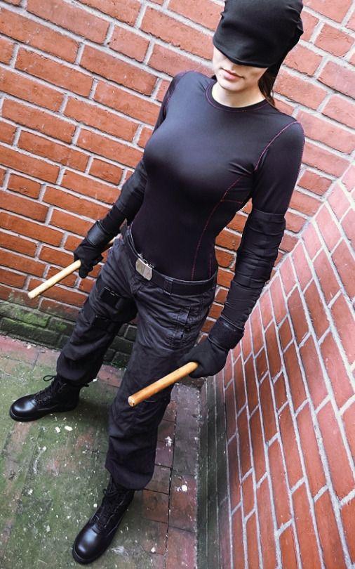Daredevil TV series season 1 crossplay cosplay
