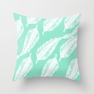 Feathered Feels by Belinda Gillies - available on society6!