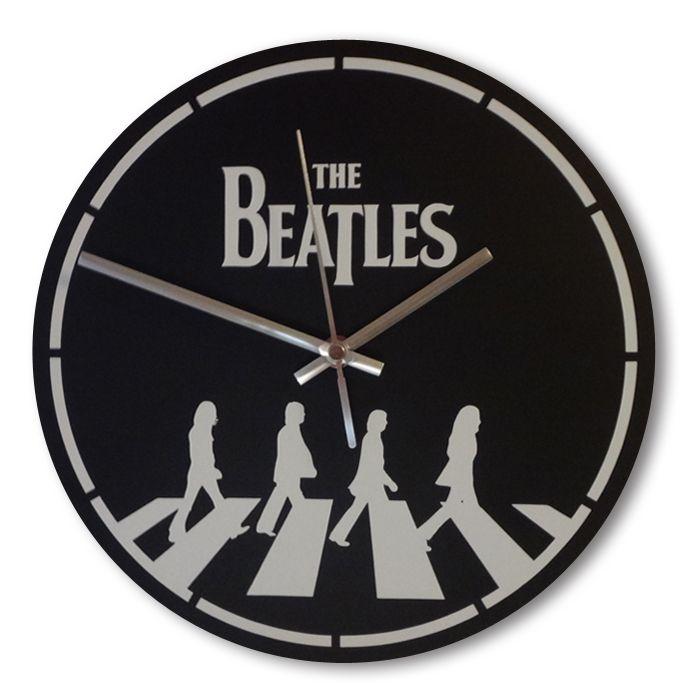 Часы настенные -  The Beatles