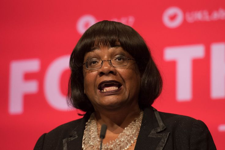 Diane Abbott Accidentally Doubles Number Of Border Guards Promised By Labour