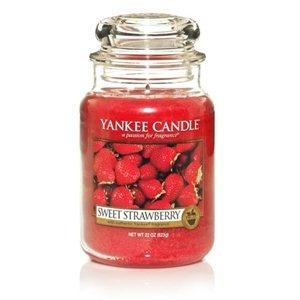 Sweet Strawberry    Helt underbart - den lekfulla, saftiga sötman från fullmogna jordgubbar.